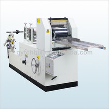 Small napkin paper making machine (1-2t/d) with high quality and competitive price