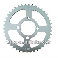 Scooter wheel chain sprocket wheel for AX100