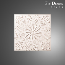 High quality polyurethane HD-CT009 New Pu Ceiling Medallions/ceiling Medallion Tile/decorative Ceiling Rose