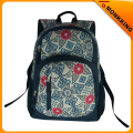 Wholesale cheap nice design printed backpack