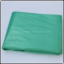 New Material Green Korea PE Tarpaulin For Earthquake Relief