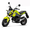 50CC 70CC 125CC msx125 2016 2017 monkey look mini pocket motorcycle FROTN DISC BRAKE SMALL MONKEY dirt bike