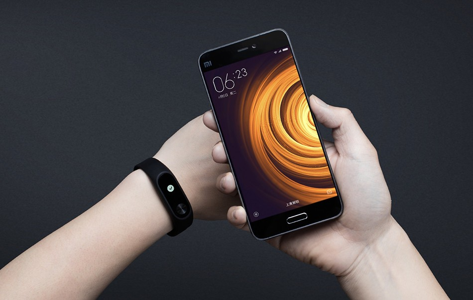 In Stock! Xiaomi Mi Band 2 heart rate monitor Bluetooth 4.0