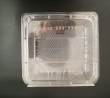 clear clamshell packaging fresh apple fruit plastic container