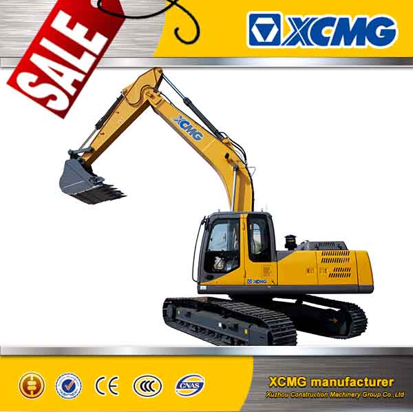 XCMG official manufacturer XE210B China crawler excavator