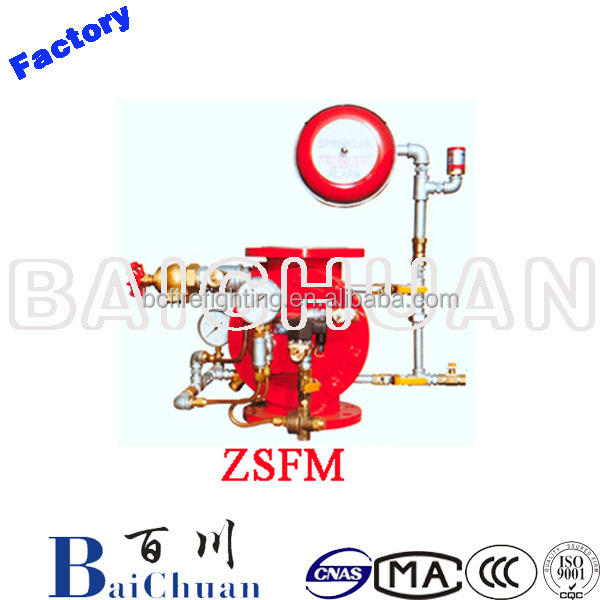 ZSFM Fire Alarm Valve System, Fire fighitng equipment products