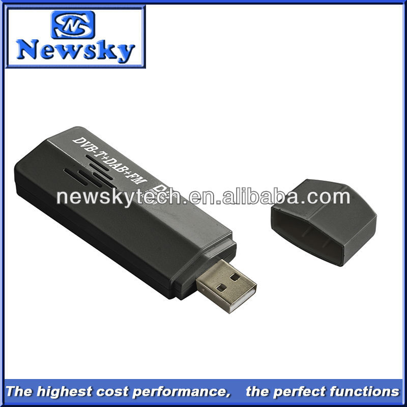 Mini USB DVB-T mpeg4 decoder with SDR radio 1800Mhz ---TV311U