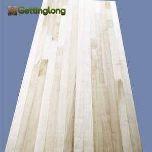 High Quality Poplar wood planks for snowboard materials