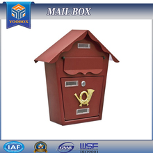 2016 YooBox Outdoor Mailboxes for Apartments/Household Furniture/Post Boxes Out Door