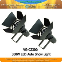 LED Exhibition Hall Spot Light Auto Exhibition/Motor Show 350W LED Stage Light