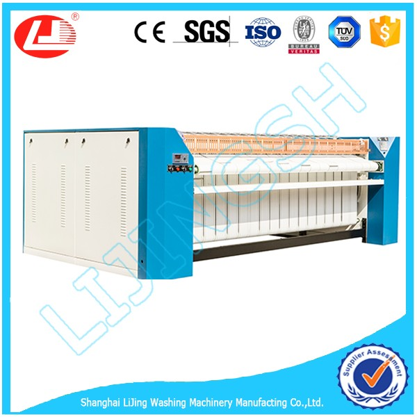 Industrial laundry mangle ironing machine for sale