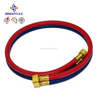 Best small diameter kink resistance cutting and allied processes synthetic rubber colorful nitrogen hose factory sale