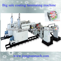 Coating laminating machine for paper aluminum foil production line