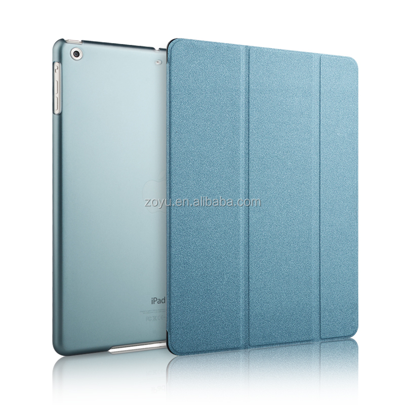 for ipad mini cover Smart Cover Case Handle tablet pu case