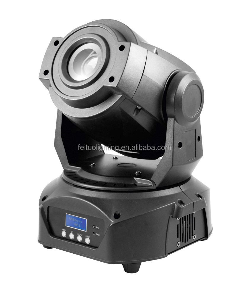 china 60w led moving light spot stage equpment dj