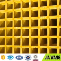 ASTM E-84 test passed frp molding fiberglass trench grate for walkway floor, chemical industry, paper industry