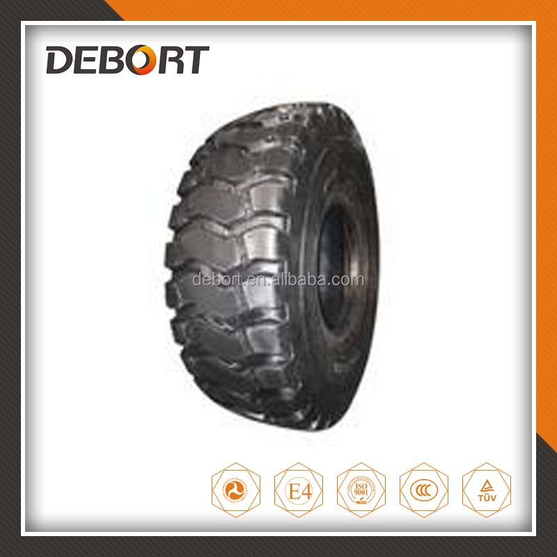 E-3/L-3 OTR wheel loader tires 20.5r25