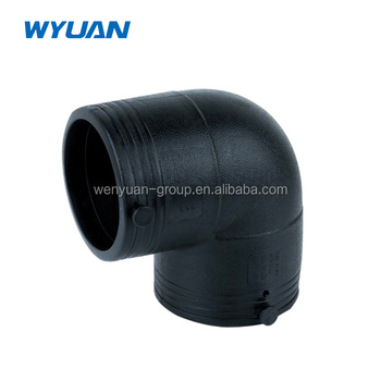 HDPE Butt Fusion 90 Degree Elbow