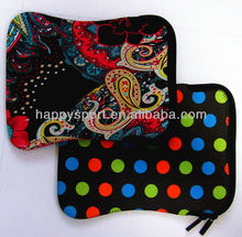 size 10-17'neoprene laptop sleeve waterproof laptop sleeve