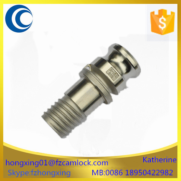 SS316 camlock quick coupling hose connectors