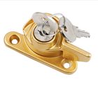 FY-838 high quality sliding window crescent lock with brass keys