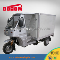 China 2013 New Cargo Gas Tricycle with Cabin