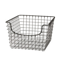 wholesale Vintage Industrial Metal Storage Wire Basket for sale