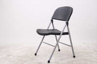 wholesale replica cheap hot sold plastic resin folding chair home or outdoor furniture for sale