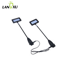 Daisy-chain light ,SMD 5050 trade show exhibition stand arm lights