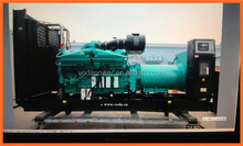 Factory price! Vodapower 30KW/38KVA open type diesel genset Powered by Cummins Engine