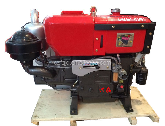 MADE IN CHINA-CYZS1115G(20HP) JD TYPE Single cylinder diesel engine