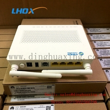 New original huawei 4GE GPON GEPON onu ont HG8247H with WiFi+POST+CATV