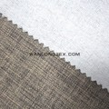 Linen Look Upholstery Fabric for Furniture sofa