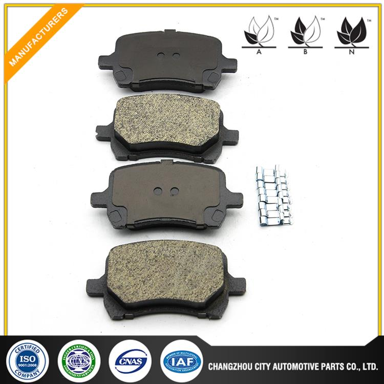 Hot selling for fiat disc brake pads for wholesales