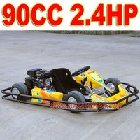 2.4HP 90cc Gas Powered Go Kart