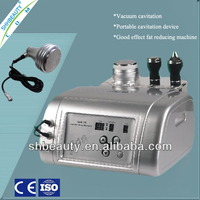 Home use Supersonic Fat Removal Cavitation Weight Loss Instrument GS8.2E