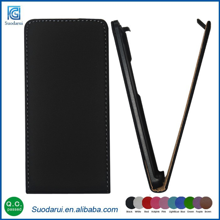 Mix colors For Samsung Galaxy note 3 Supper Slim Flip Leather Case Cover