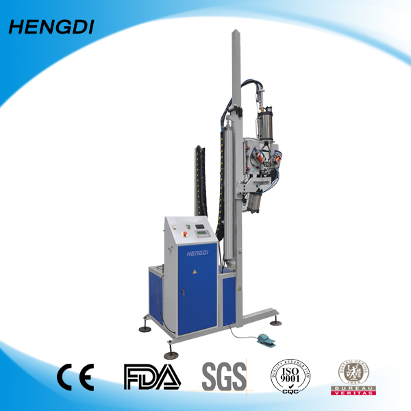 High quality and best sell Salt loader / automatic desiccant filling machine