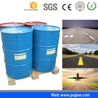polyethylene foam glue adhesive for running track or silicon pu sport flooring rubber