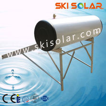 2015compact Batch/ICS(passive) product factory direct Integrative Pressurized Solar water system