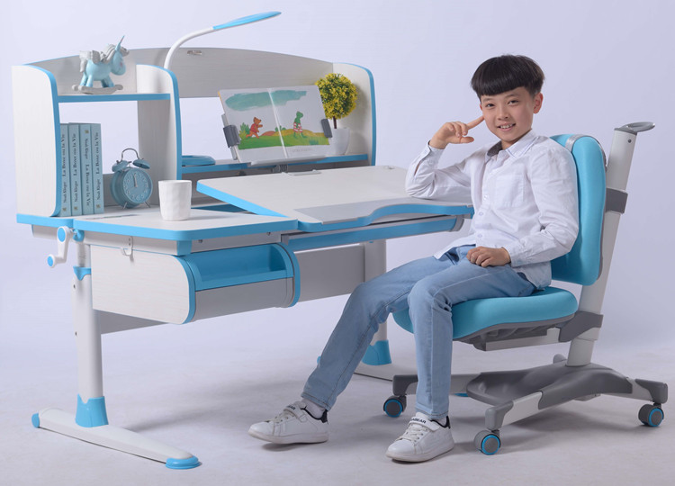 GMYD Adjustable Study Table for Kids Children Students