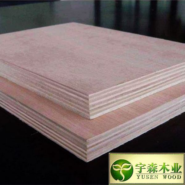 Furniture Grade Hardwood Core E1 Glue Okoume Plywood Buy