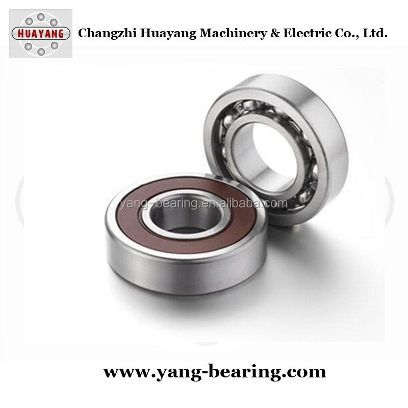 Hot selling high quality 6009 z deep grove ball bearing 6009