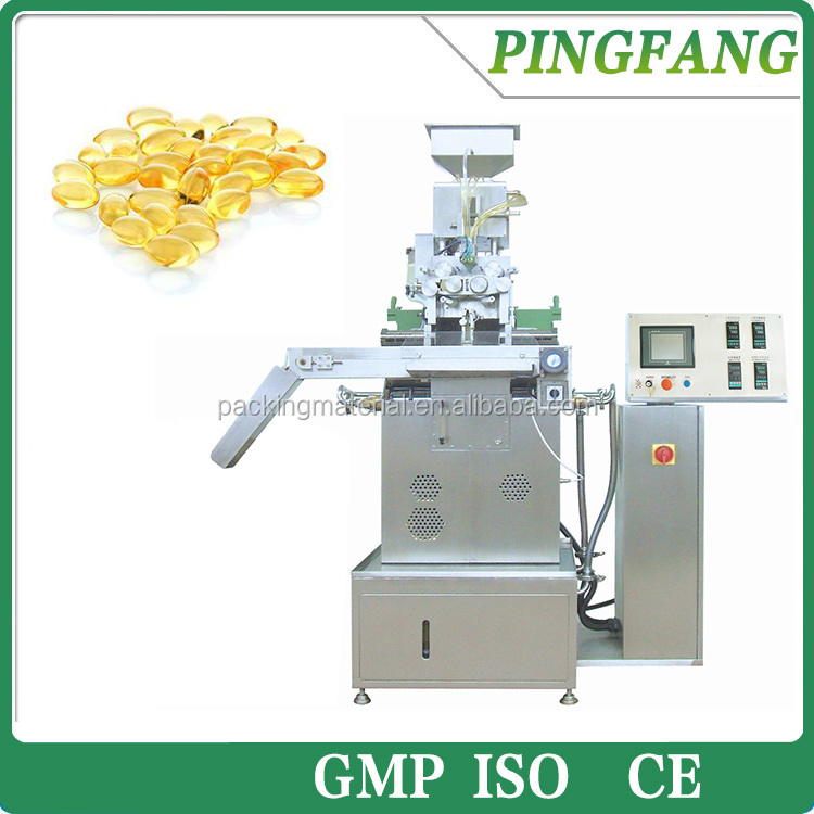 China Soft Gel Gelatin Capsule Softgel Encapsulation filling Machine with factory price