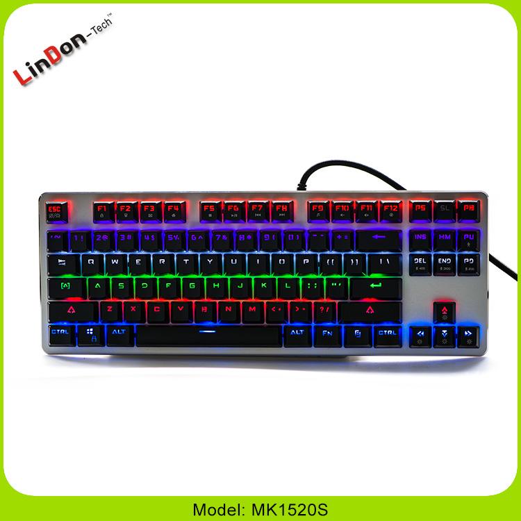 New Design Multimedia USB Backlight Wired Computer Keyboard Gaming MK1520S