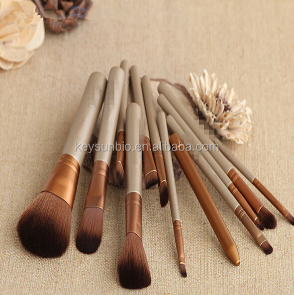 Ava Recommend Cosmetic Makeup Brush Set, BB Cream Power Foundation Contour Brush