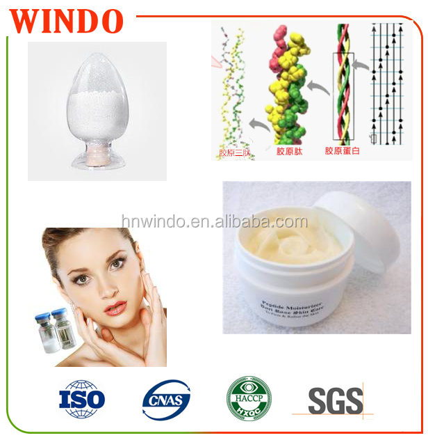 Skincare Products Collagen Tripetide Skin whitening