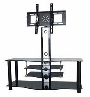 china lcd tv price wrought iron tv stand RA1402