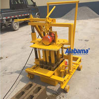 concrete cement laying hollow wood manual german interlocking mobile block making machine in ghana philippines kenya