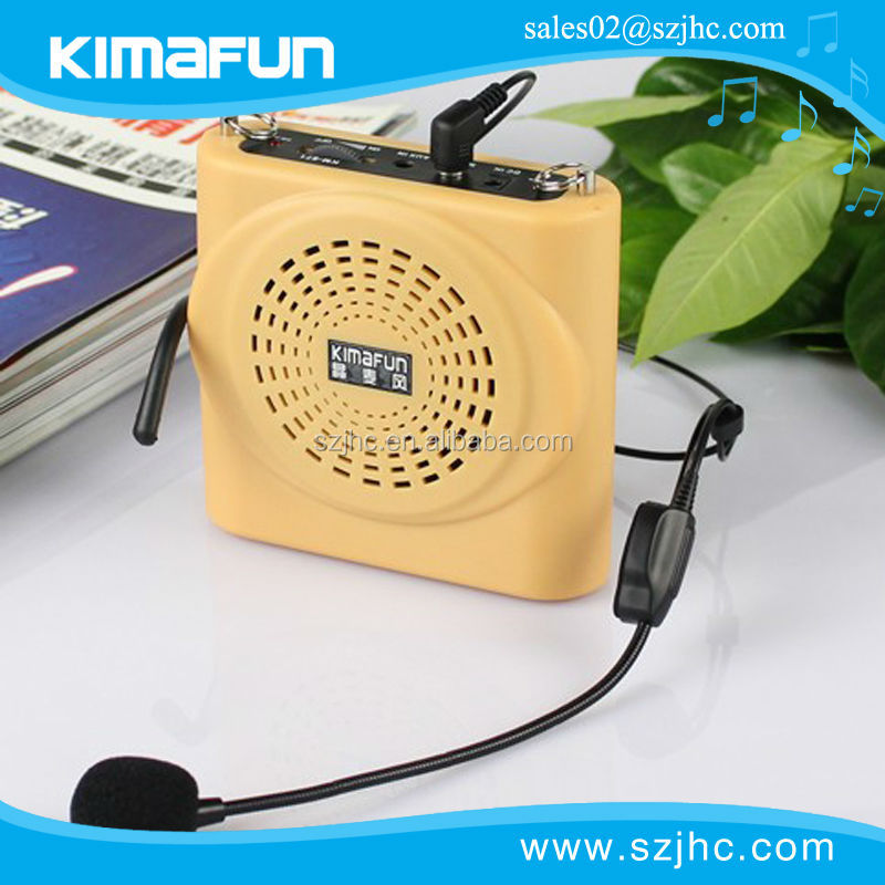 KM-671 amp with mic for teachers